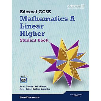 GCSE matemática Edexcel 2010 - Spec um livro maior do estudante por Keith Pl
