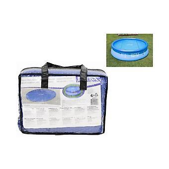 Couverture solaire piscine Intex dans sac de transport 8'