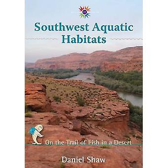 Sørvest akvatisk habitat - på sporet av fisk i en ørken av Danie