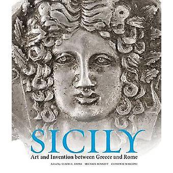 Sicilië - kunst en uitvinding tussen Griekenland en Rome door Claire Lyons - M