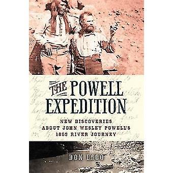 De Powell-expeditie - nieuwe ontdekkingen over John Wesley Powells 186