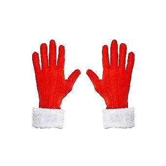 Luxus Weihnachten Handschuhe