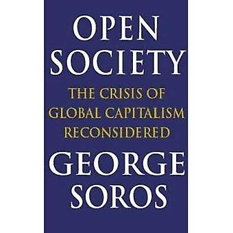 Open Society: The Crisis of Global Capitalism Reconsidered
