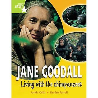 Rigby Star Quest år 2: Jane Goodall - leva med schimpanser