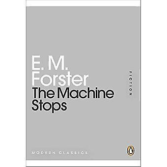 Maskinen stopper