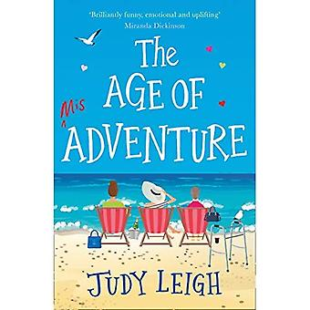 The Age of Misadventure: The new, most uplifting feel good fiction book of 2019!