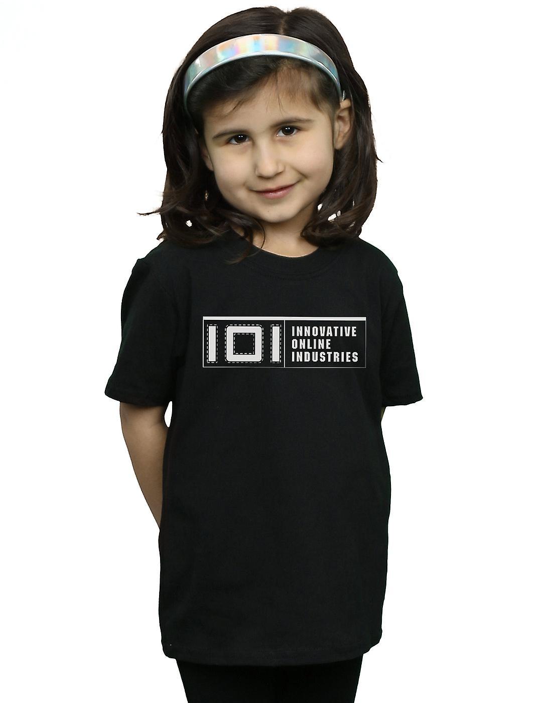 Ready Player One Girls IOI Logo T-Shirt