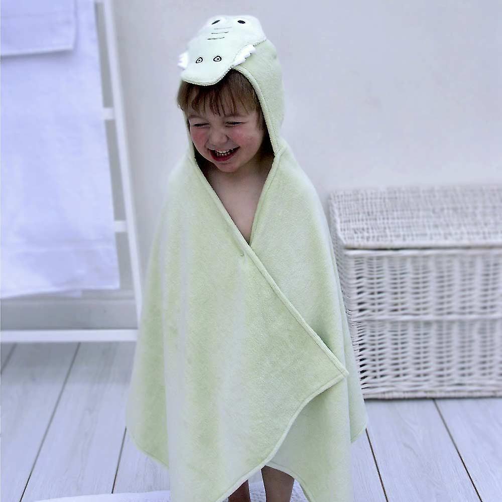 Crafty Crocodile toddler towel