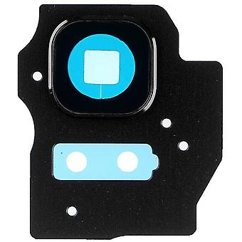 Kamera Objektiv Deckel-Midnight Black-inklusive Objektiv für Samsung Galaxy S8 + (Plus)
