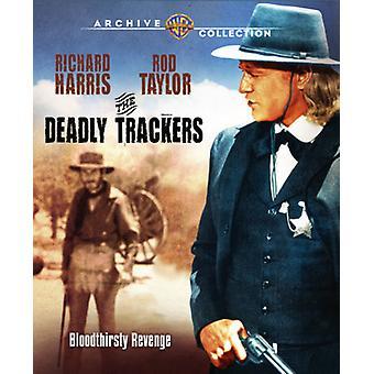 Importer des USA mortelle de Trackers [Blu-ray]