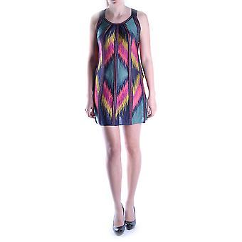 Missoni Ezbc091001 Women's Fuchsia Cotton Dress