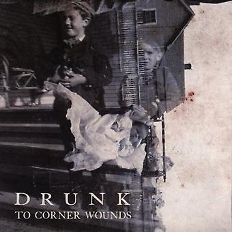 Drunk - To Corner Wounds [CD] USA import