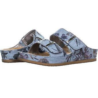 Bare Traps Womens Cherilyn Memory Foam Fabric Open Toe Casual Sport Sandals