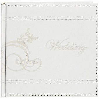 Pioneer Embroidered Scroll Leatherette Photo Album 8