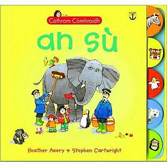 An Su by Heather Amery - Stephen Cartwright - 9780861523290 Book
