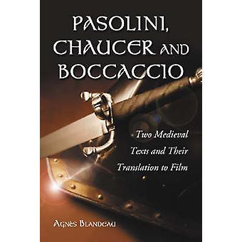 Pasolini - Chaucer og Boccaccio - to middelalderlige tekster og deres Transl