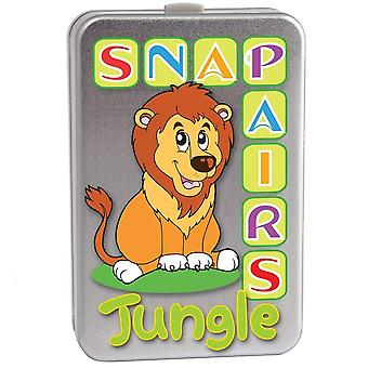 Cheatwell Games Snap Pairs - Jungle