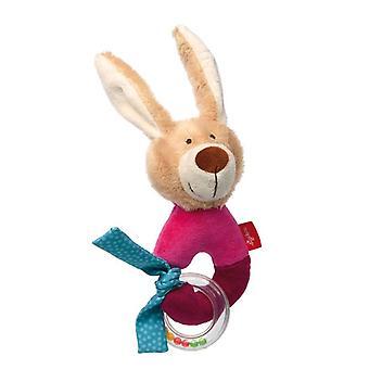 Sigikid Grab Figure Rabbit Red Stars