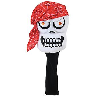 Winning Edge Headcovers Skull