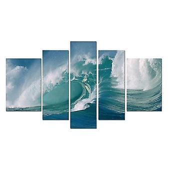 Kanvas tavla, havet 180x100 cm