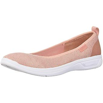 Kenneth Cole Reaction Womens Ready Ballet Fabric Closed Toe Ballet Flats