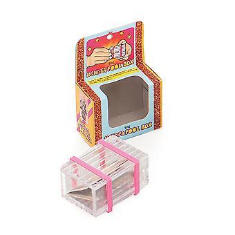 Bristol Neuheit Wonder Fool Box Magic Trick