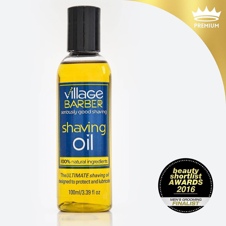 Olio Premium rasatura