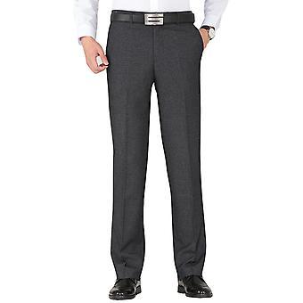 Allthemen miesten ' s puku housut Tumma sarja syksy Business puku housut
