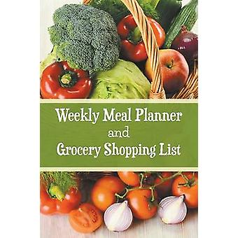 Wekelijkse maaltijd planner en boodschappenlijstje door Roberts & Karen S.