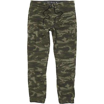 Vissla sofa surfer all sevens kids pant - camo