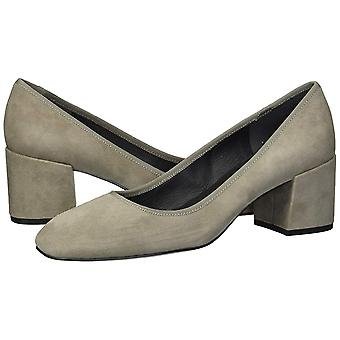 Kenneth Cole New York Womens Eryn Square Toe Platform Pumps