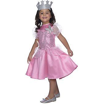 Glinda The Good Witch Girls Costume - Wizard of Oz