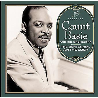 Zählen Sie Basie & Orchester - Centennial Anthology [CD] USA import