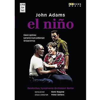 Adams - El Nino [DVD] USA import