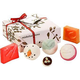 Bomb cosmetice Set cadou-Mistletoe Kiss