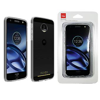 5-pack - Verizon Matt silikon Case för Moto Z Droid - svart