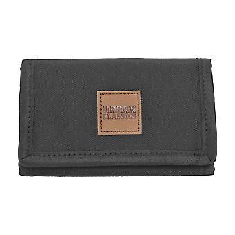 Urban Classics - Portemonnaie Wallet black