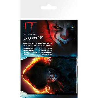 IT Capitolo 2 Detentore di carte Pennywise