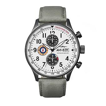 AVI-8 AV-4011-0B Hawker Hurricane Chronograph Wristwatch