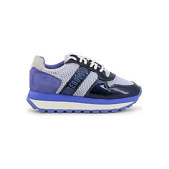 Bikkembergs-skor-Sneakers-FEND-ER_2087-MESH_PERIWINKLE-Women-cornflowerblue, Navy-41