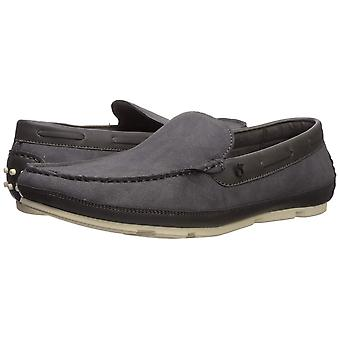 Unlisted by Kenneth Cole Mens Regotta Suede Closed Toe Penny Loafer