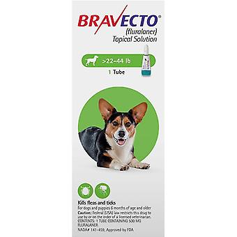 Bravecto Topical For Dogs 10-20 kg (22-44 lbs)
