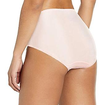 Bali Women's Essentials Double Support Hi-Cut, Blushing Pink, 10