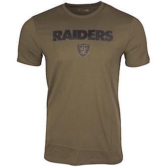 عصر جديد كامو WORDMARK قميص -- اتحاد كرة القدم الأميركي لاس فيغاس غزاة الزيتون