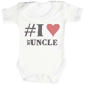 #I love mi tío bebé mono / Pelele