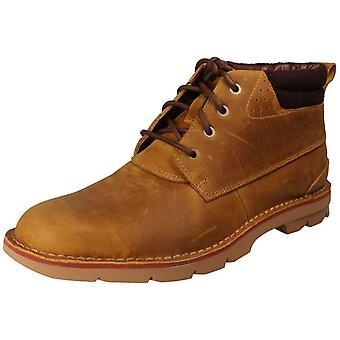 Mens Clarks Casual Boots Varick Heal