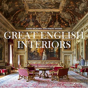 Great English Interiors par Derry Moore