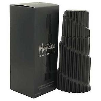 Montana Black Edition de Montana Eau De Toilette Spray 4.2 Oz (hommes) V728-481335