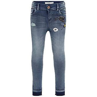 Name-It Jeans Anne Medium Blue