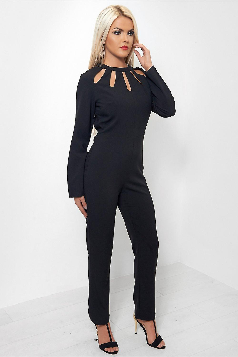 Rosa Cut Out Jumpsuit